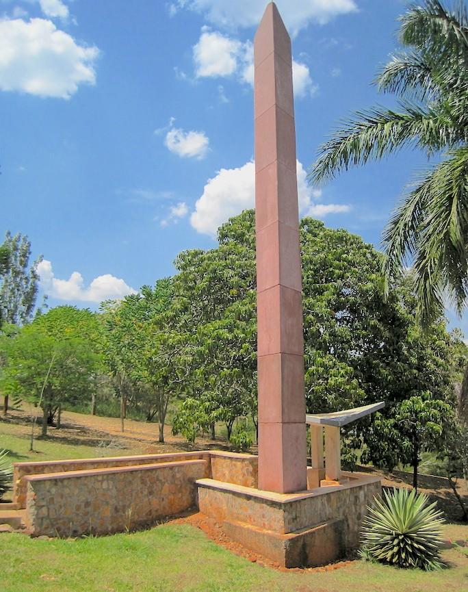 The Speke Monument