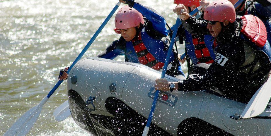 Whitewater Rafting Jinja